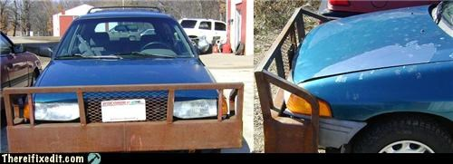 car mod cars grill plow
