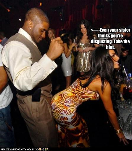 celeb funny Khloe Kardashian kim kardashian - 4631110912