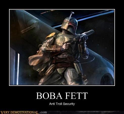 art boba fett star wars troll - 4631192320
