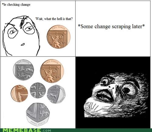 coins,Memes,message,Rage Comics,raisins-super-fuuuu