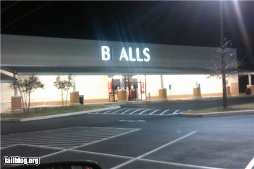 So...there is a demand for balls after all balls store
