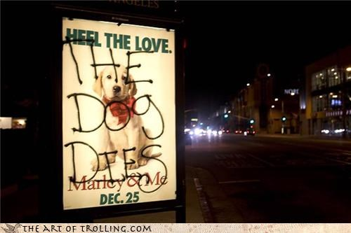 Death dogs IRL marley and me movies spoilers - 4632060928