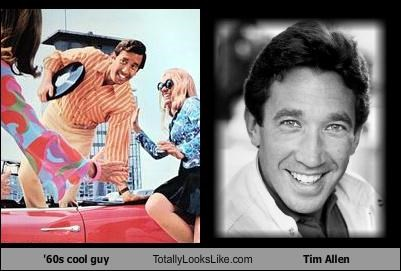 1960s,60s,actors,cool,tim allen