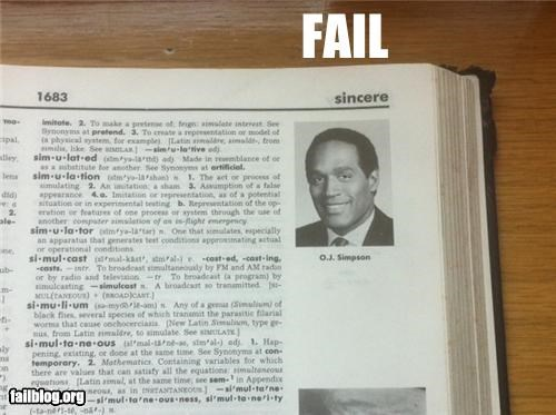 celeb,failboat,oj simpson,Photo,reference,sincere