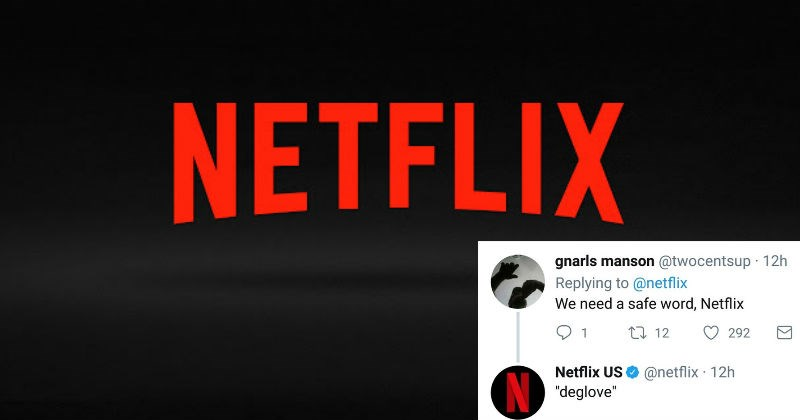Collection of times Netflix's Twitter account trolled people on Twitter and it was hilarious.