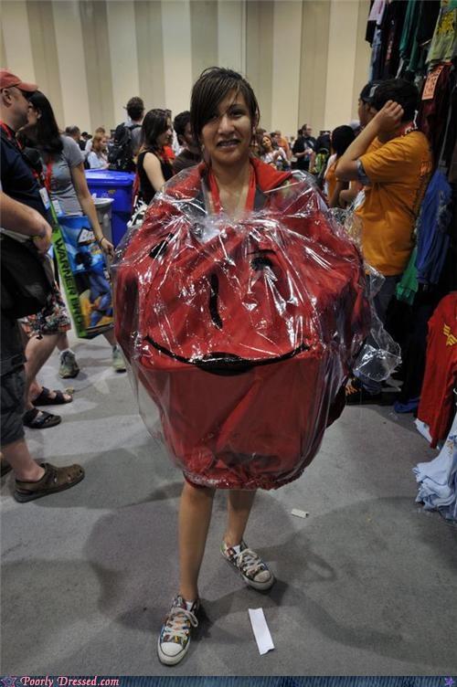 cosplay costume funny kool aid weird wtf - 4633486080