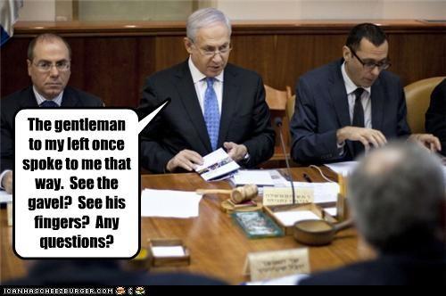benjamin netanyahu political pictures - 4633489408