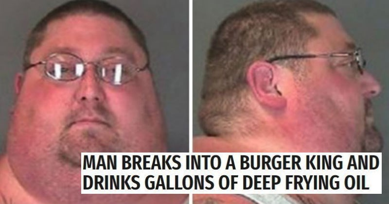 Collection of times that guys were arrested in Florida for the most ridiculous reasons.