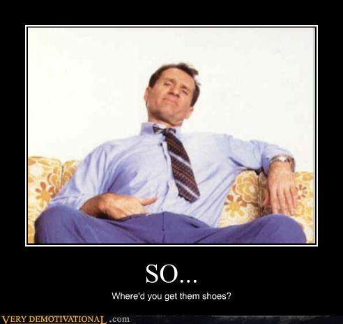al,bundy,shoes,TV