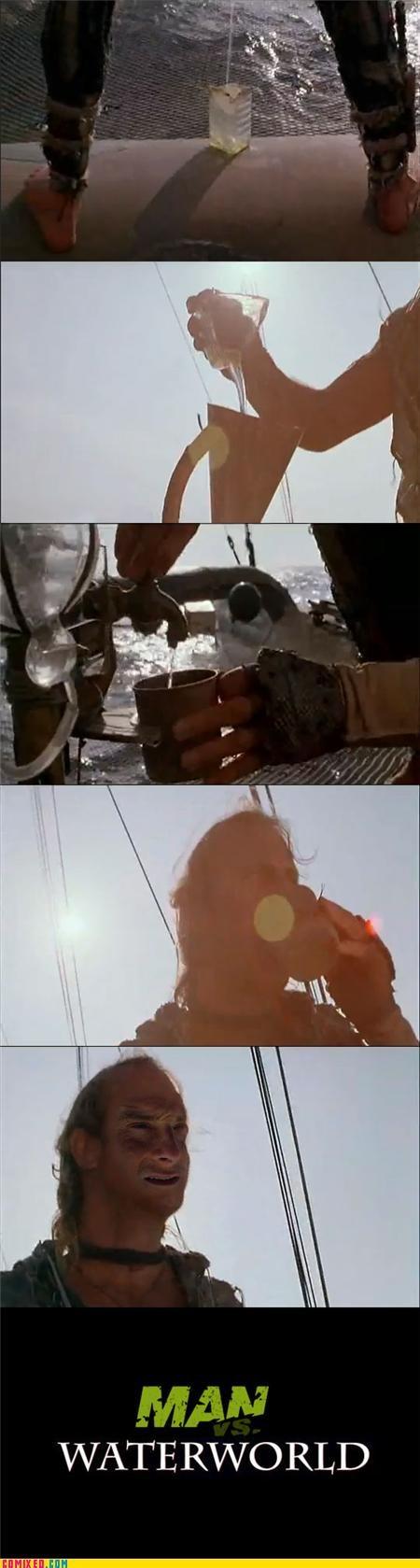 bear grylls kevin costner Movie waterworld - 4634457856
