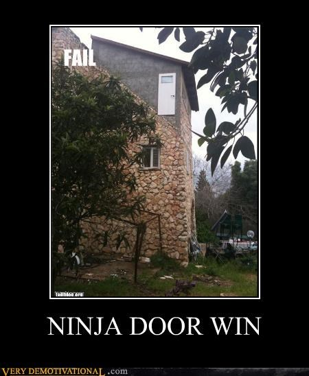 awesome,door,house,ninja