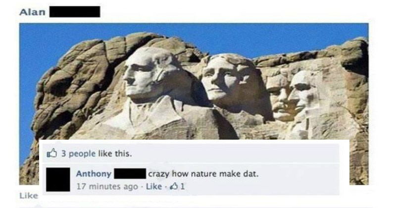 Ridiculous Facebook Fails That Will Make You Lose Your Faith In Humanity