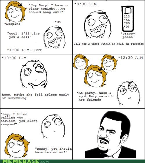 call ladies plans Rage Comics srsly stuff text - 4635403776