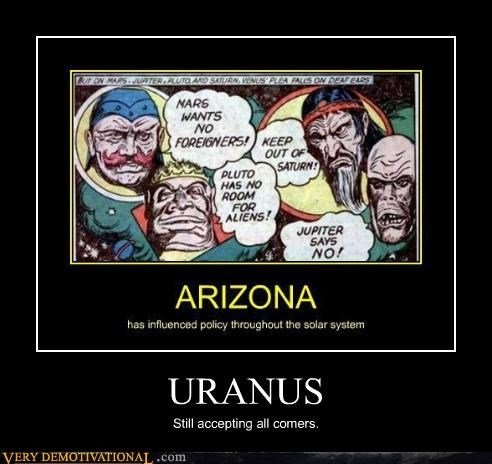 all comers comic prejudice uranus