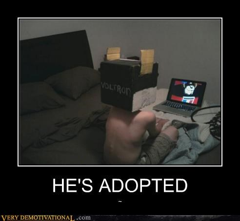 adopted,box,cartoons,voltron