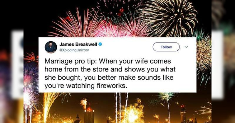 Tweets That Perfectly Sum Up The Married Life