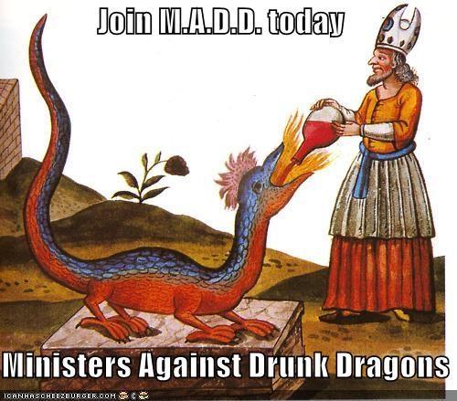 art dragon funny illustration - 4636887296