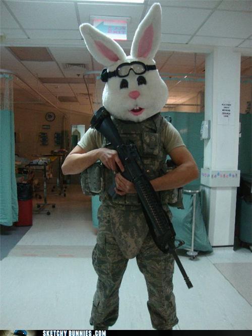 army costume guns patriotic - 4637343744