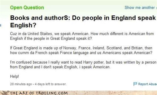 america england english france Ireland Yahoo Answer Fails - 4637649152