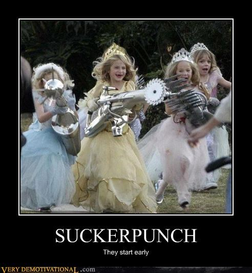 little girls,suckerpunch,weapons