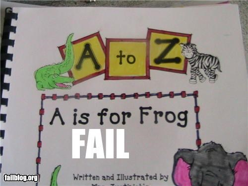 alphabet books failboat g rated kids learning school - 4638066176