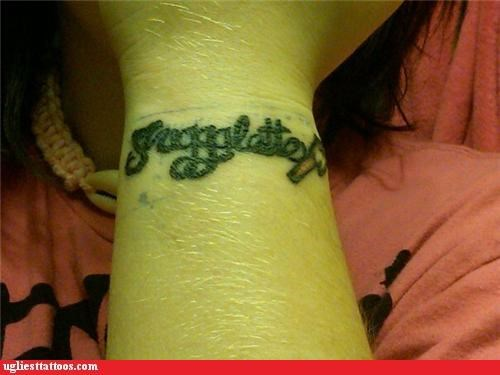 but i am an idiot juggalos FAIL Juggalettes tattoos - 4638917376