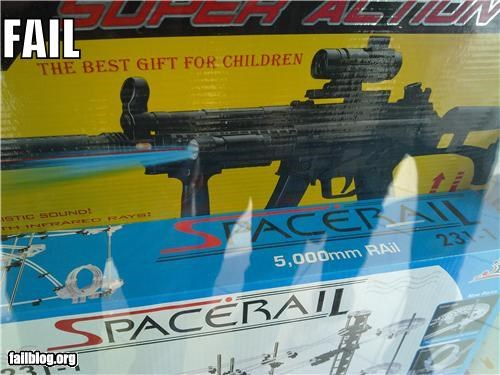 children failboat gift g rated guns kids toy - 4639411200