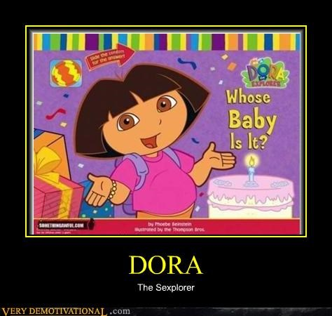 DORA The Sexplorer
