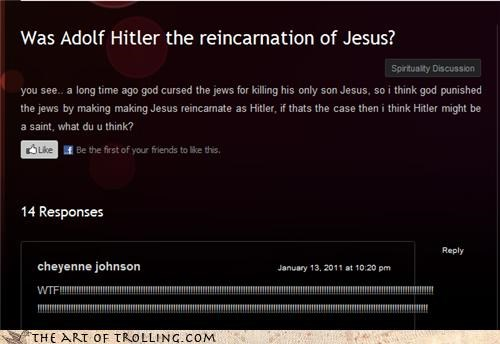 friends,hitler,jesus,neighbors,son