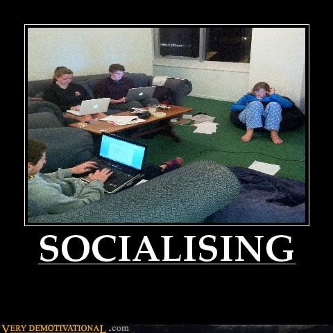 computers,socializing,spell check,typo