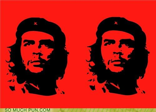 che,Che Guevara,literalism,touché,two