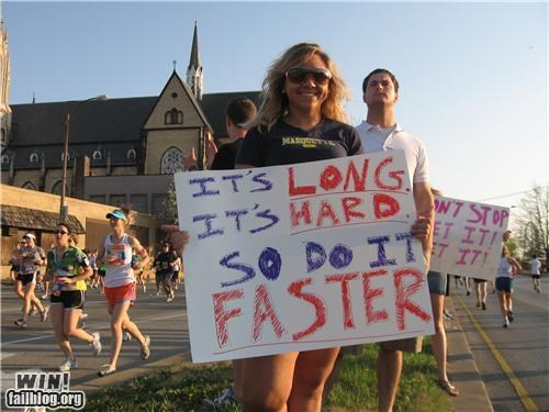 clever encouragement runners sexual sign sports - 4642459904