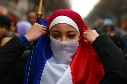 Burqa Ban,france,This Might Not End Well