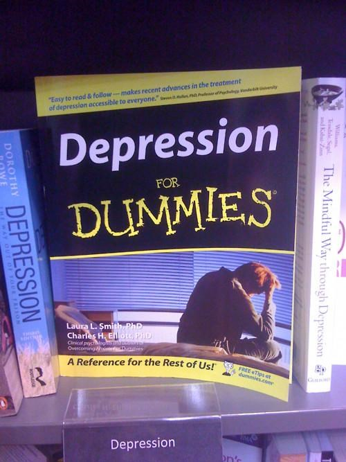 Book Titles For Dummies,Not Your Best Idea
