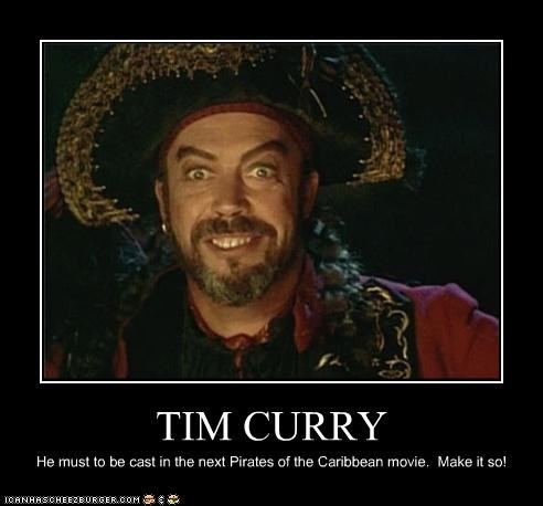 actor celeb demotivational funny Hall of Fame tim curry - 4644145408