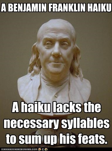 Benjamin Franklin,political pictures