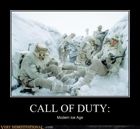 CALL OF DUTY: Modern Ice Age