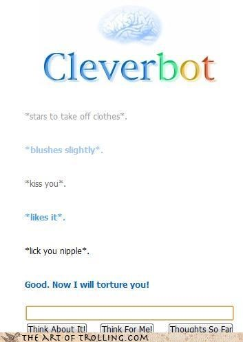 Cleverbot cyber kinky naughty prrow - 4644946176