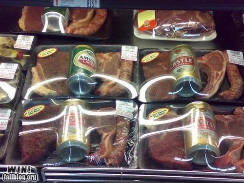 beer,classic,combination,delicious,meat
