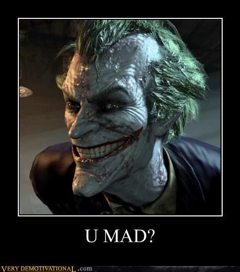 joker problem troll u mad - 4645295104