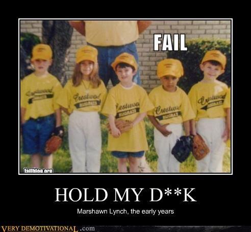 baseball kids marshawn lynch wtf - 4645379584