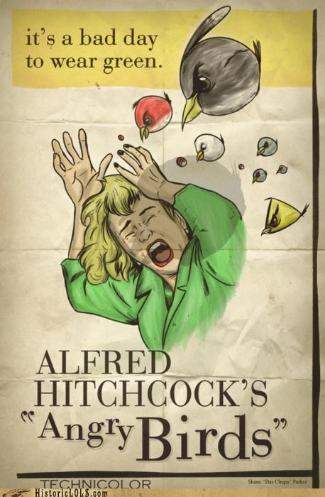 alfred hitchcock fake funny game Movie - 4645433088