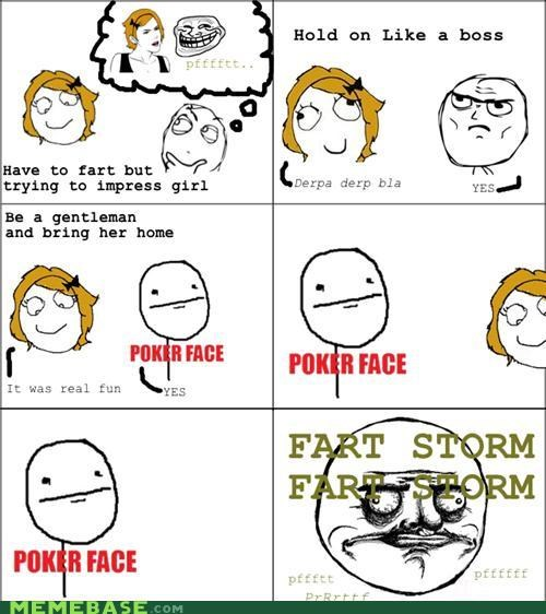 dating farts girls power Rage Comics