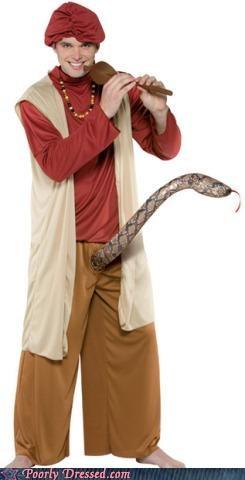 charm costume funny joke penis snake - 4645503232