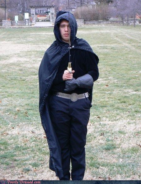 cape cosplay glove knight sword - 4645554688