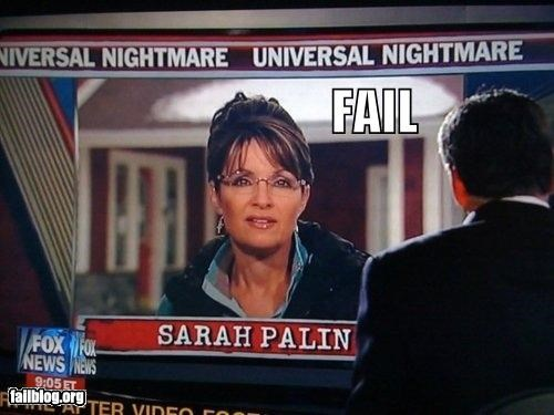 failboat fox news g rated juxtaposition news politics Sarah Palin - 4645578752