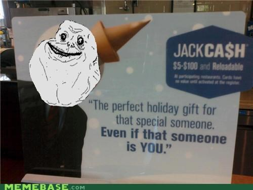 forever alone jack in the box - 4646656512