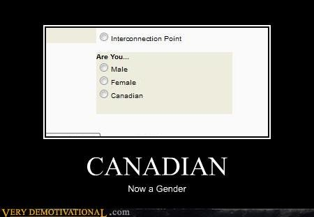 canadian gender question survey