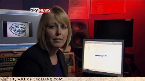 computer screen IRL news reporter - 4647574272