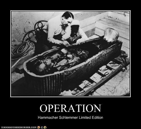creepy demotivational funny game mummy Photo - 4647681280